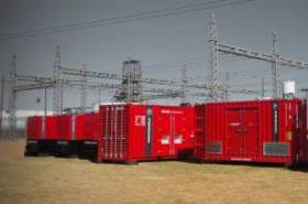 HIMOINSA develops voltage transformers in portable 10ft and 20ft containers