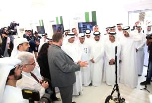 DEWA introduces world's first virtual reality utility inspection project