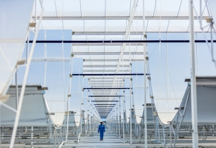 GlassPoint's solar project in Oman presents new cost-saving results