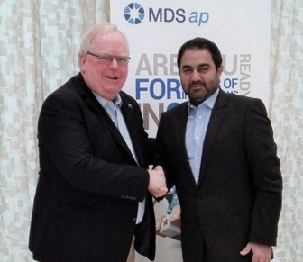 MDS ap and EPM International partner in the Middle East