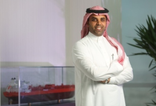 Ibrahim Al Omar CEO of Bahri