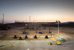 Atlas Copco delivers light towers in Kuwait