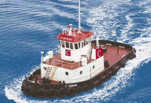 Pic 1 Tugboat tornado Technical Review