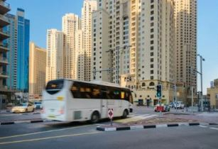 RTA bus 12 March