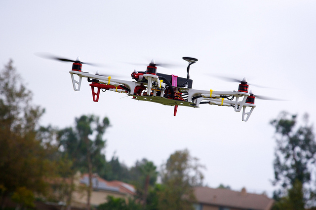 Global market for drone technology valued at US$127bn