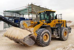 SDLG wheel loaders provide reliability at Qatar quarry