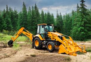 SDLG launches new backhoe loader in Middle East and Africa