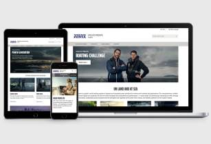 Volvo Penta launches new website