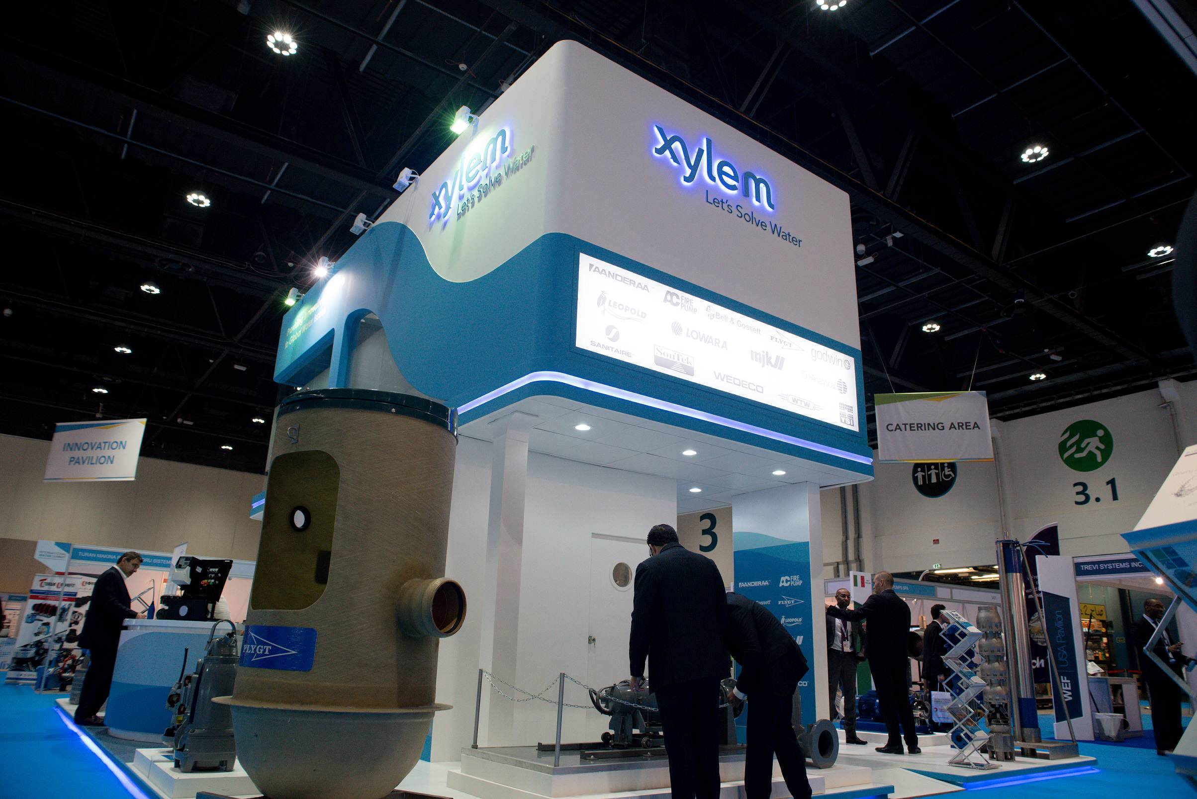 Xylem Stand