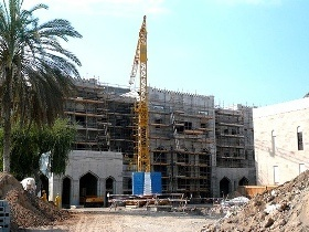 construction oman