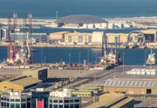 Major COSCO terminal opened in Abu Dhabi