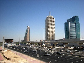 dubairoad  Leandros World Tour