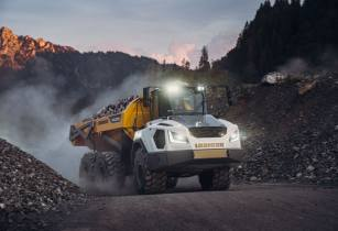 liebherr new articulated dump truck ta230 1 96dpi
