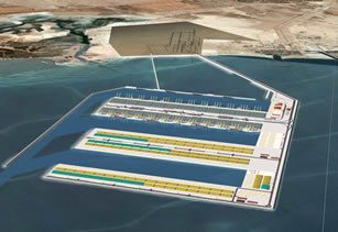 Port systems construction package awarded