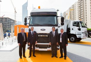 Ford-trucks-big-5-Middle-east-UAE