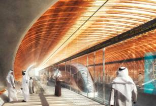 Foster  Partners sign Jeddah metro contract