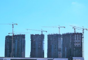 IDP supplies over 35 Potain cranes for major new development in Egypt 1
