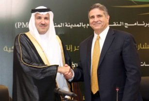 Louis Berger sign Madinah public transport contract