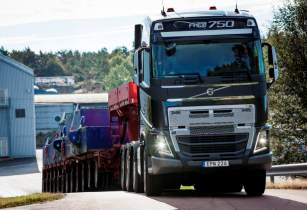 Volvo Trucks I Shift crawler gears 2016