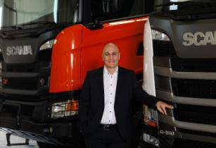 zcan Barmoro Managing Director of Scania Middle East